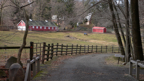 New England walking trails