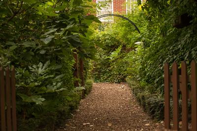 Kathleen's garden