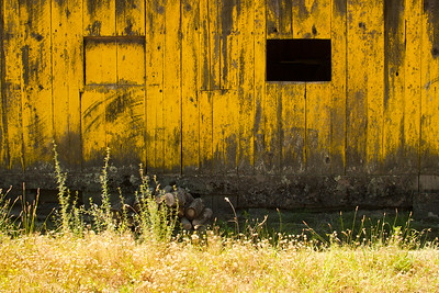 Yellow Barn, Russian River