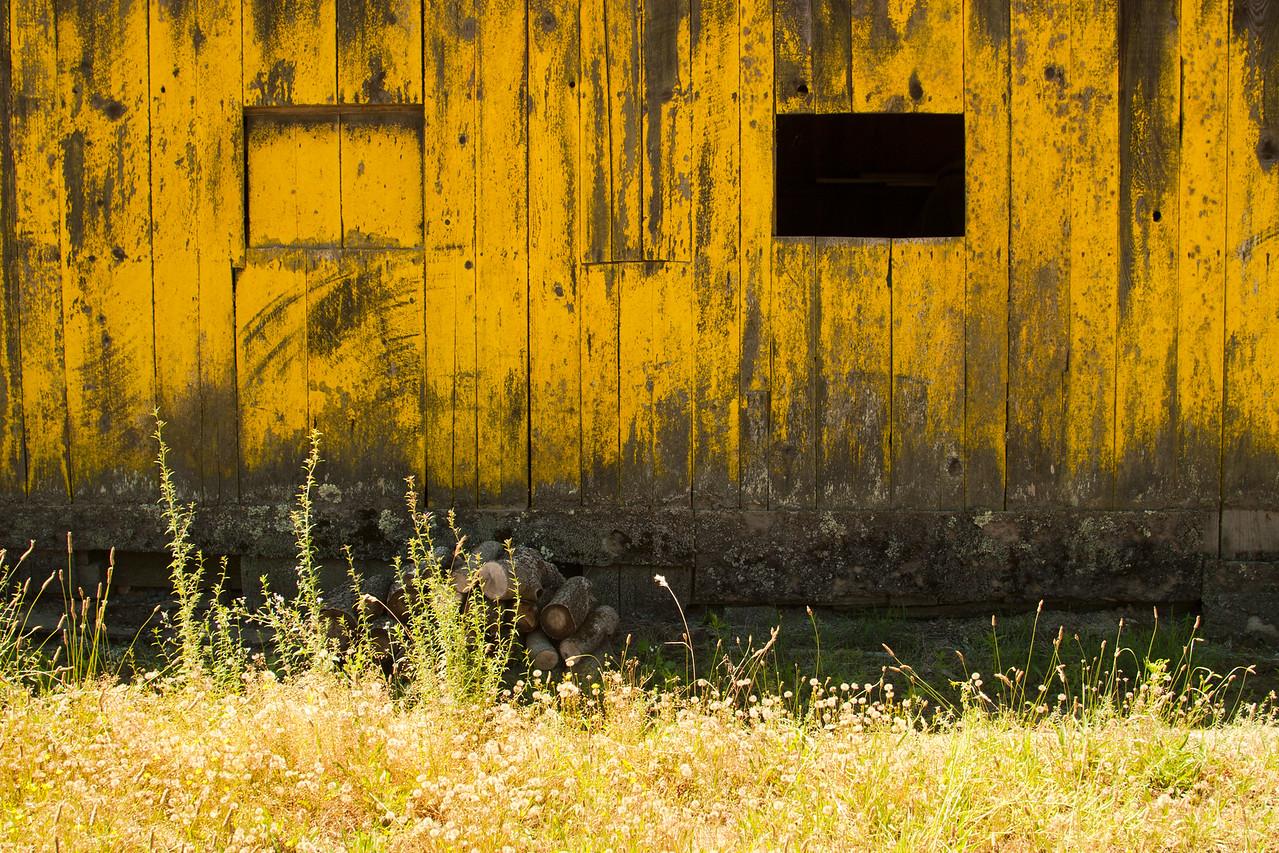 Yellow Barn, Russian River