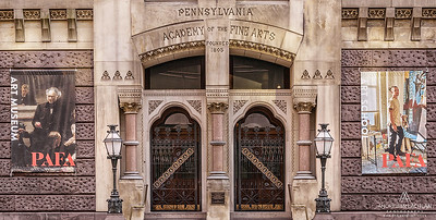 Philadelphia Academy of Fine Arts, Philadelphia, Pennsylvania