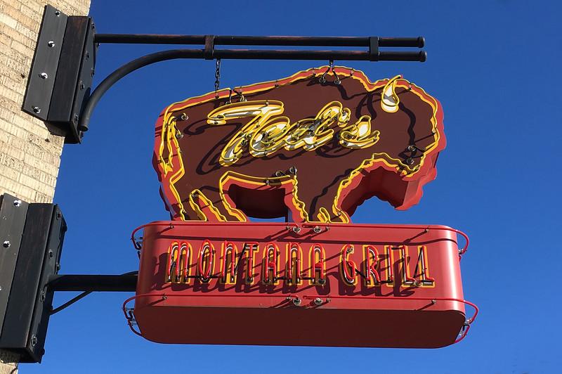 I am a big fan of classic neon signs.<br /> <br /> Bozeman, MT