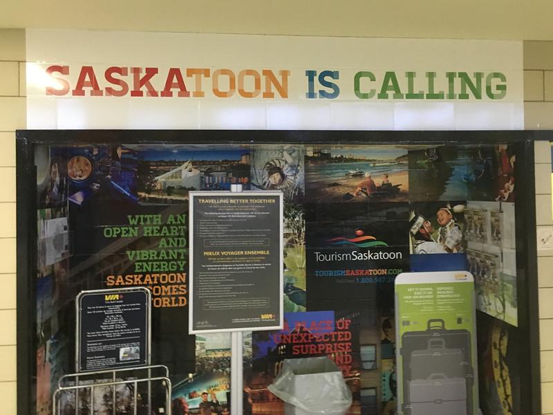 Saskatoon is Calling