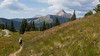 The Trail from Crater Lake