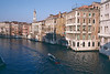 Along the Canal Grande