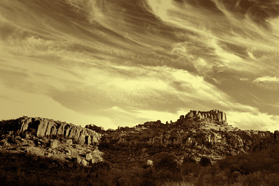 Davis Mountains Bluffs