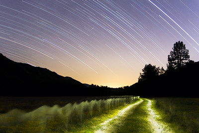 Illuminated Path