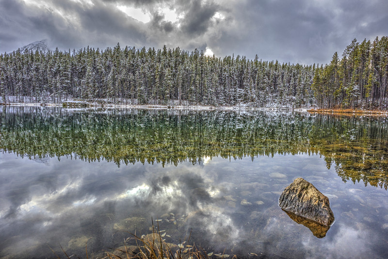 Winters Reflections