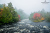 Petawawa River in Algonquin Provincial Park, Ontario