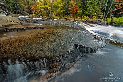 Rosseau River, Muskoka, Ontario, Canada