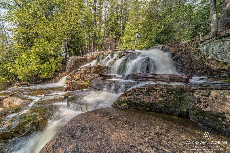 Potts Creek, Bracebridge, Ontario