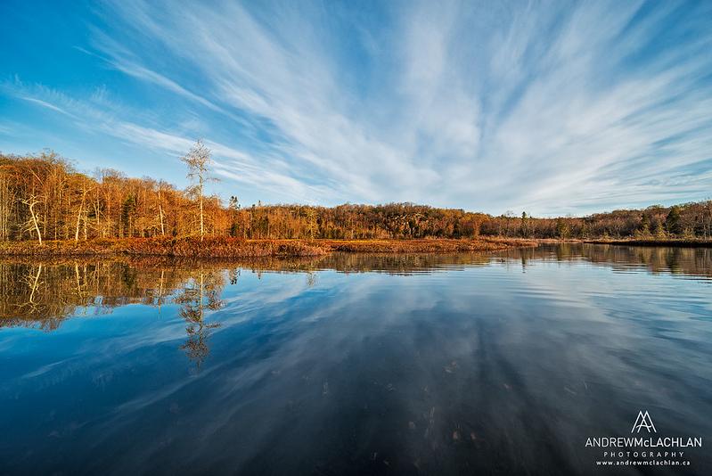 Horseshoe Lake, Muskoka, Ontario, Canada