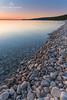Sunrise at Halfway Log Dump, Bruce Peninsula National Park, Ontario, Canada