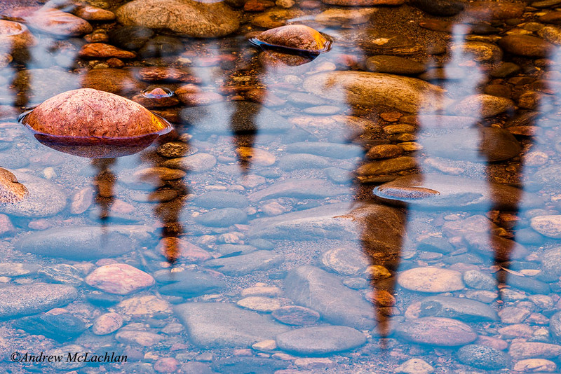 Agawa River Reflections