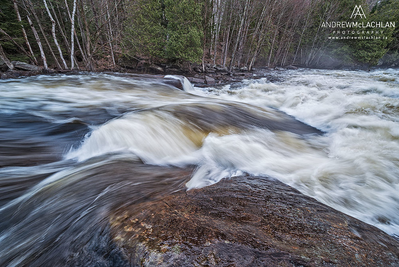 Oxtongue River, Dwight, Ontario
