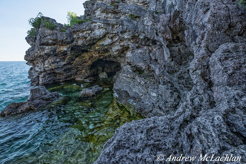 The Grotto, Bruce Peninsula National Park, Ontario, Canada