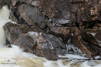Sand River, Lake Superior Provincial Park, Ontario, Canada