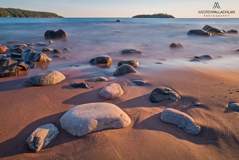 Gargantua Harbour, Lake Superior Provincial Park, Ontario, Canada