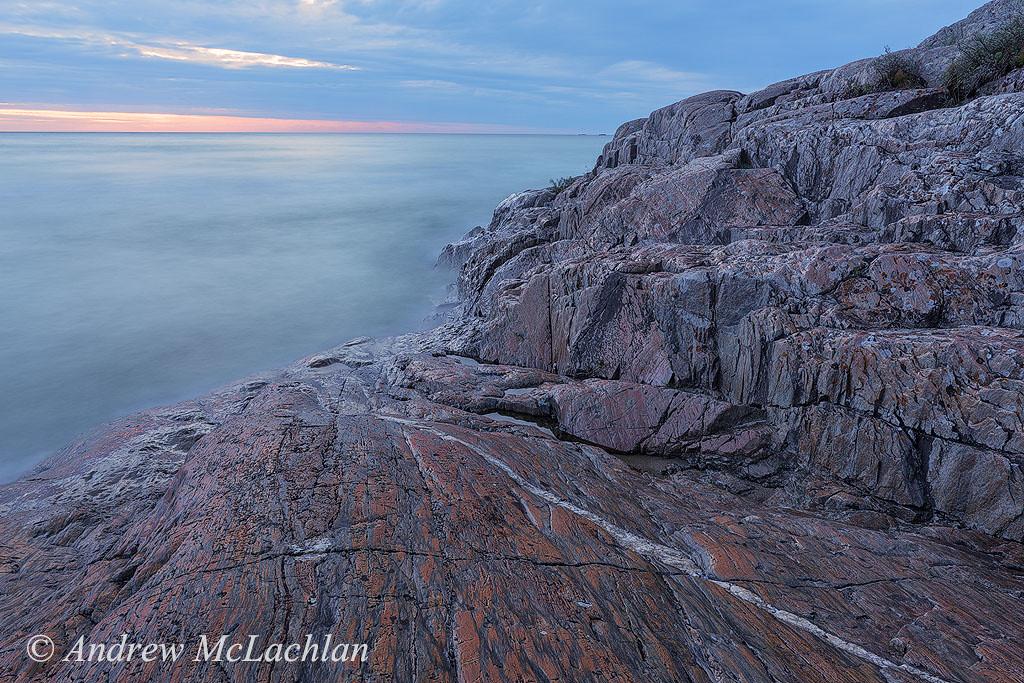 Lake Superior at Pukaskwa National Park