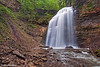 Tiffany Falls on the Niagara Escarpment, Hamilton, Ontario
