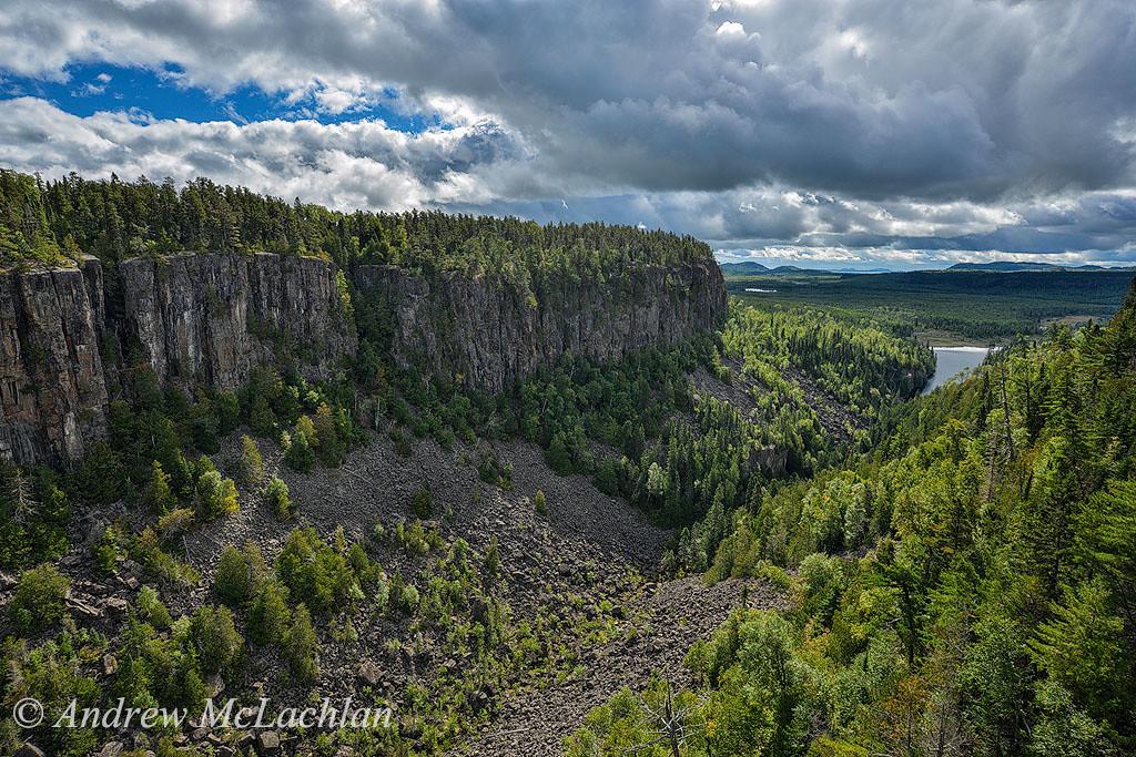 Ouitmet Canyon