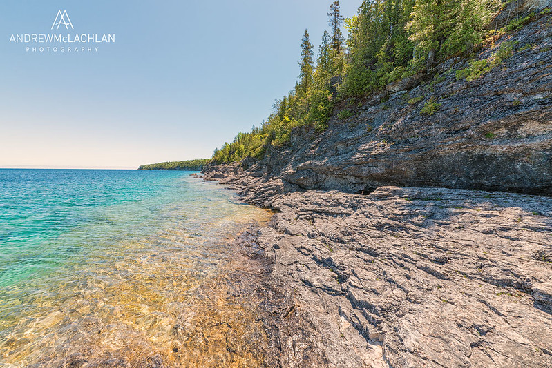 Little Cove, Bruce Peninsula National Park, Ontario, Canada