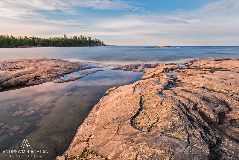 Katherine Cove, Lake SUperior Provincial Park, Ontario, Canada