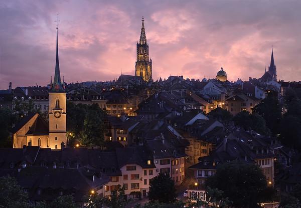 Symbols of Bern