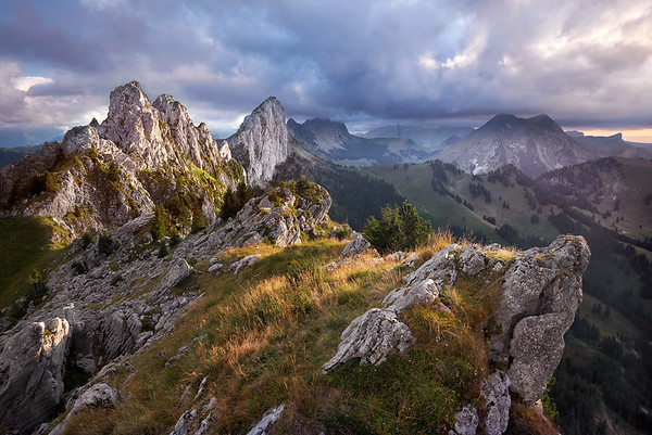 The swiss Dolomites