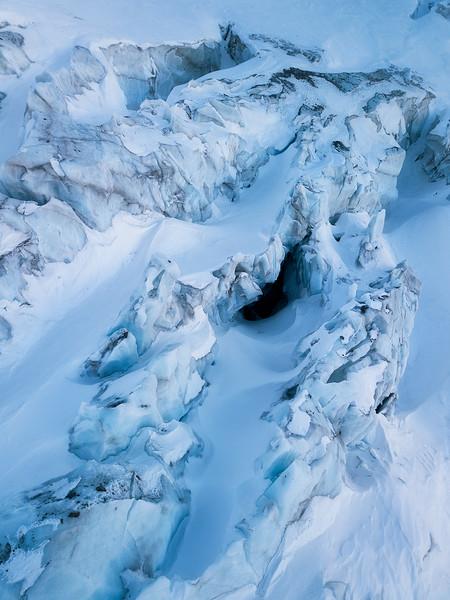 The Evil Glacier