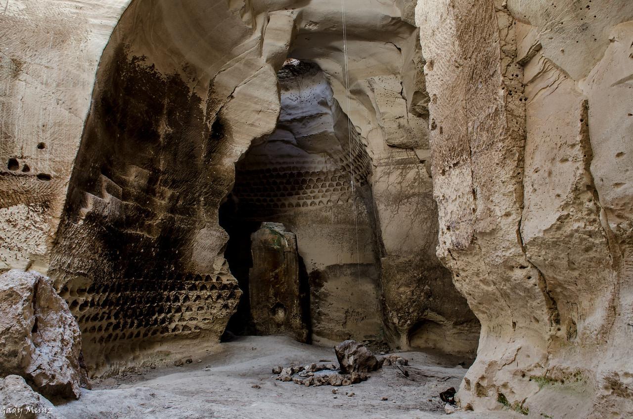 Semech caves. Lachish - Israel