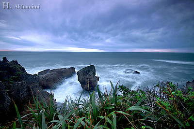 Punakaiki Rocks, NZ