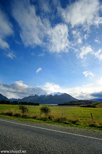 Southland, somewhere near Queenstown.