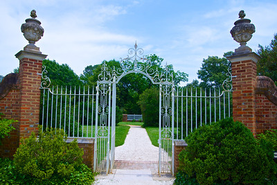 Gate to the Gardens
