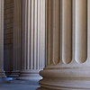 Base of Columns at National Archives