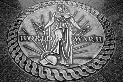 World War 2 Memorial Seal
