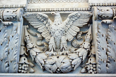 Eagle Symbol in Library of Congress