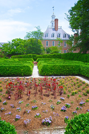 Garden and Governor's Mansion