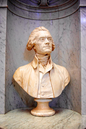 Bust of Thomas Jefferson