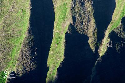 Kalalau Cliffs