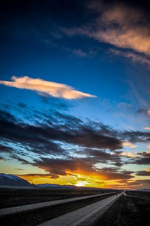 02-22-2014 - Sunset