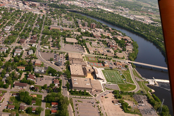 05112006 NA Campus Aerial Photos