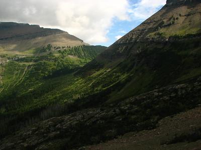 (08-0911-09) Glacier National Park Part 1