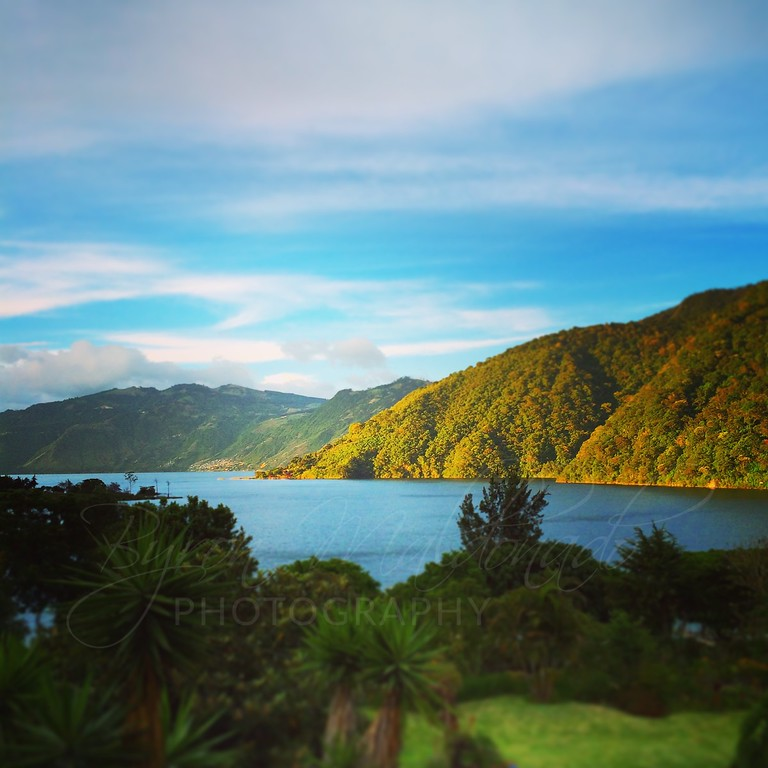 San Lucas Toliman, Guatemala Lake Atitlan