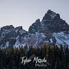 10  G Tatoosh Range Snow