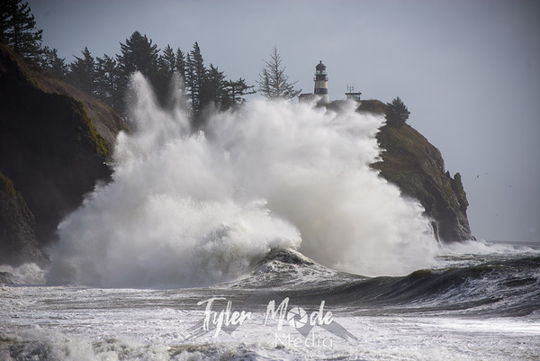 10.14.16 Cape Disappointment Waves