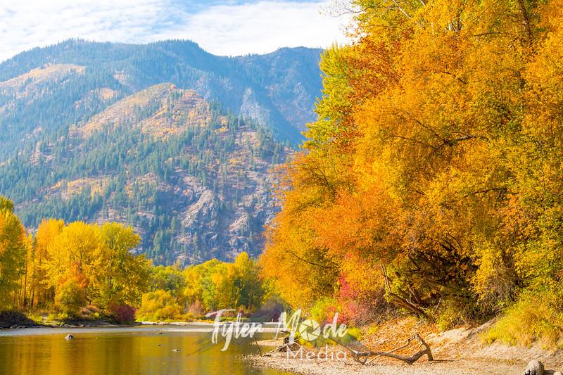 7  G River Leavenworth