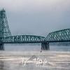 24  G I-5 Bridge and Fog