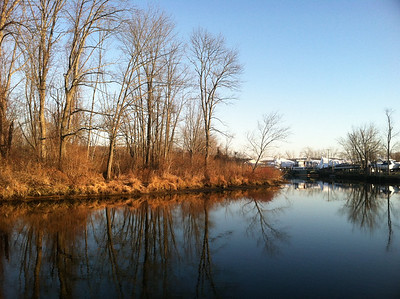 11-22-12 Chester Creek
