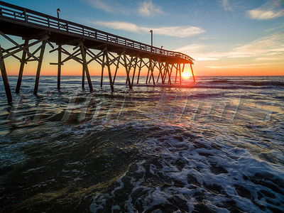 11-06-2016  Sunrise Surfside Beach Pier-Lambui-4